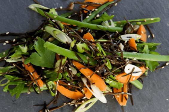 Arame-salad