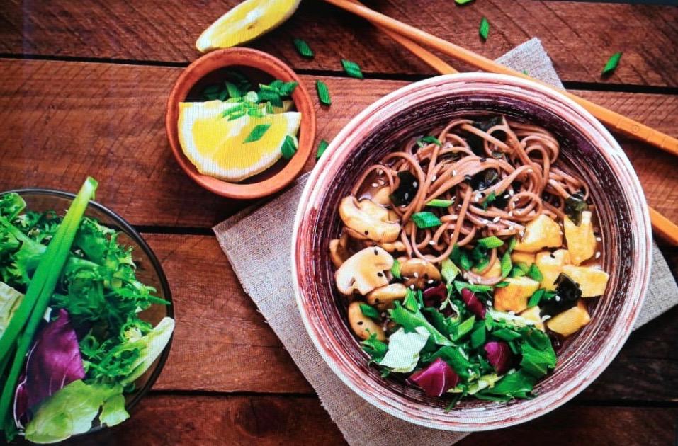 Noodles, Ramen noodles, Organic Non-Gmo